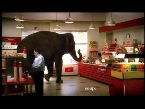 Mastercard Priceless Elephant