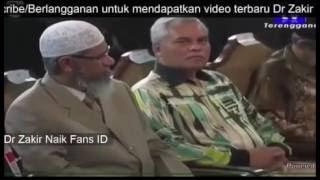 Ceramah Dr Zakir Naik Terbaru Di Terengganu April 2016 Full mp4
