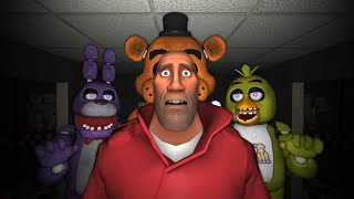 [SFM] 5 Nights At Freddy's Remake -- 25 Subscribers
