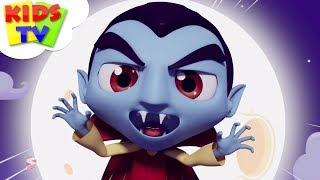 Halloween Nursery Rhymes   Cartoon Videos   Songs for Children by Kids TV