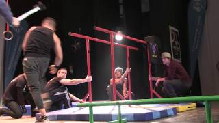 Survivor Workout Battles - Jeison -Ruben
