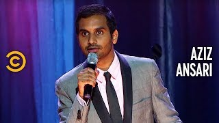 Aziz Ansari - Dangerously Delicious - Texting With Girls