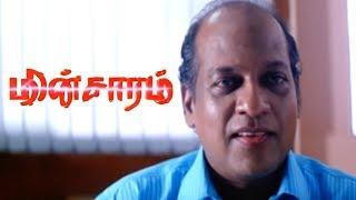 Minsaram | Minsaram Tamil full movie scenes | Politician threatens Bala singh and his family