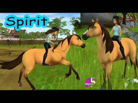 Xxx Mp4 All Spirit Riding Free Star Stable Online Quests Let S Play Horse Game 3gp Sex