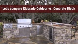 How To Build An Outdoor Kitchen by Eldorado Outdoor