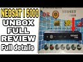 NEOSAT I 5000 3G RECEIVER UNBOXING AND FULL REVIEW BY DISH GROUP mp3