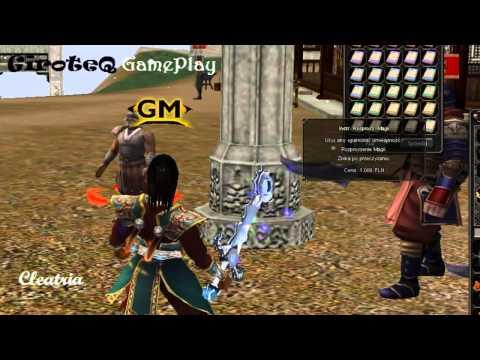 GamePlay Cleatria priv metin 24 6h HD