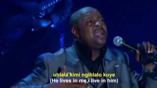Solly Mahlangu   Lanana Izulu With Lyrics