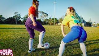 World Cup Final | Aussie Twerk Freestyle | Arash Nyusha Pitbull Blanco - Goalie
