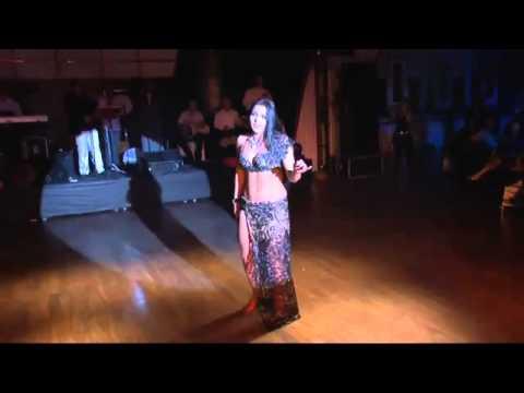Alla Kushnir professional belly dance Eilat festival 2011 Safeshare.TV.flv