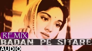 Prince  | Badan Pe Sitare  | Remix  | Dj Anjum  | Audio  | Vyjayanthimala And Shammi Kapoor