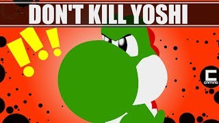 "3 Designs for ""Don't Kill Yoshi"" Levels in Super Mario Maker."
