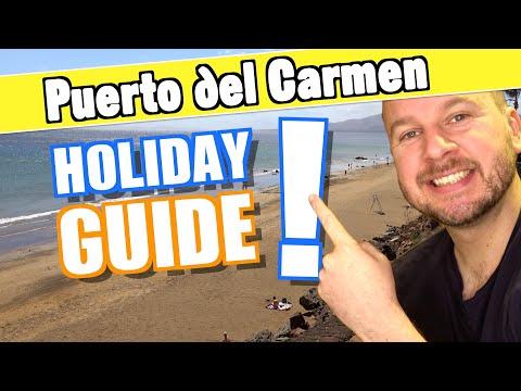 Puerto del Carmen Lanzarote holiday guide and tips