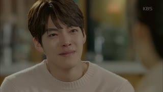 """함부로 애틋하게 - 김우빈, """"엄마 기억 못해서 미안해"""" 마지막 인사.20160908"""
