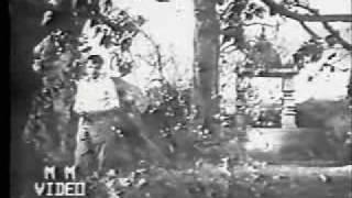 Talat Mahmood sings 'Ye aasun khushi ki aasun hai' in Ek Nazar 1951