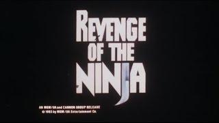REVENGE OF THE NINJA - (1983) Trailer