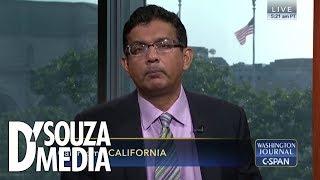Watch D'Souza embarrass liberal caller on C-SPAN: