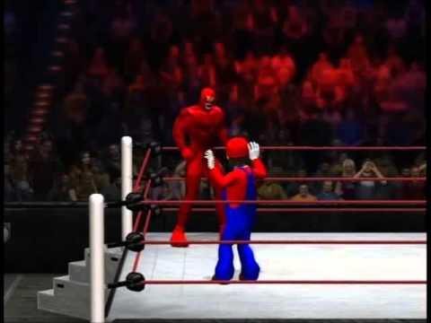 Xxx Mp4 GCWF Beast Shaq Fu VS Mario 3gp Sex