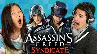 ASSASSIN'S CREED SYNDICATE (REACT: Gaming)