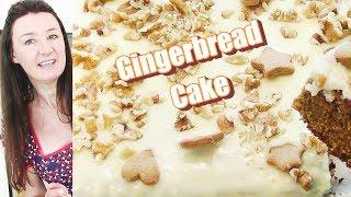 Gingerbread Cake Christmas Recipe
