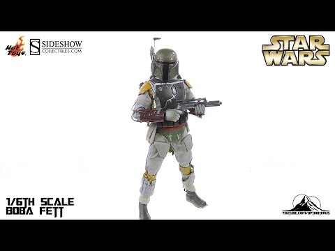 Hot Toys Star Wars Boba Fett Video Review