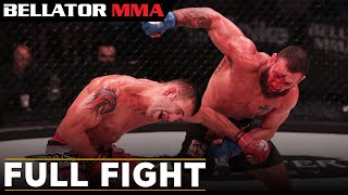 Bellator MMA: Derek Campos vs. Brandon Girtz 3 FULL FIGHT