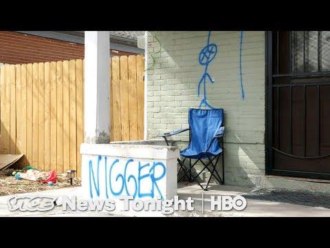 Xxx Mp4 Racist Graffiti Amp Venezuela Blackouts VICE News Tonight Full Episode HBO 3gp Sex