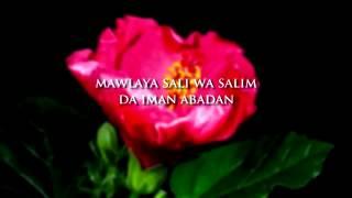 Beautiful Qasidah Burdah   Hafiz Mizan W  Transliteration