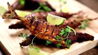 Bangda Fish Fry | Mackerel Fish – Goan Style Fish Fry Recipe | The Bombay Chef – Varun Inamdar