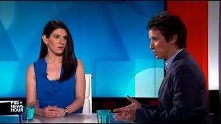 Amy Walter and Eliana Johnson on Trump's midterm influence,  Kavanaugh's confirmation campaign