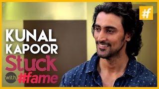 Kaun Kitne Paani Mein Star Kunal Kapoor | Stuck with #fame