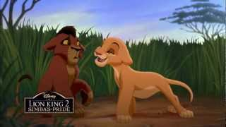 THE LION KING 2 - SIMBA'S PRIDE & THE LION KING 3 - Available on Digital HD, Blu-ray and DVD Now