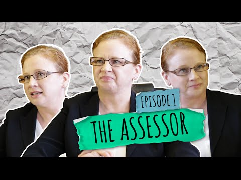 Standardized - EP.1 The Assessor | Comedy Web Series