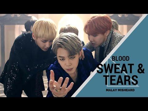 Xxx Mp4 BTS BLOOD SWEAT TEARS Malay Misheard Lyrics 3gp Sex