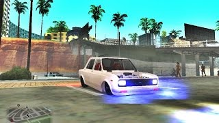 Gta Sa Fiat 128 Al Piso + (LINK DE DESCARGA) - Gta San Andreas #34
