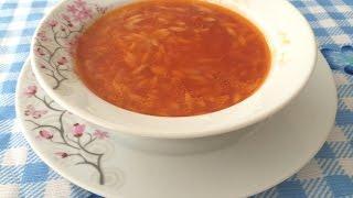 Arpa Şehriye Çorbası - Çorba Tarifleri - Yemek Tarifleri