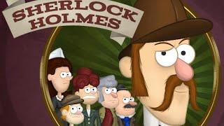 Sherlock Holmes The Tea Shop Mystery Full Gameplay Walkthrough