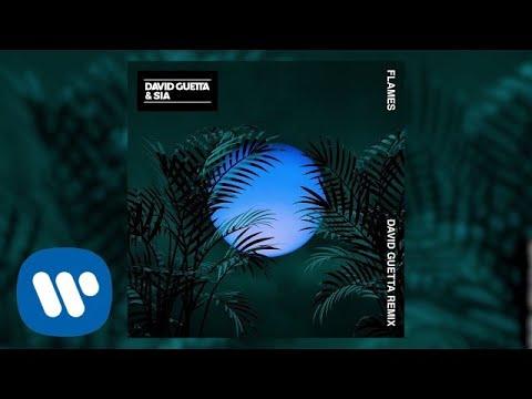 David Guetta & Sia - Flames (David Guetta Remix)