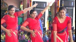 Tamil Record Dance 2016 / Latest tamilnadu village aadal padal dance / Indian Record Dance 2016  327