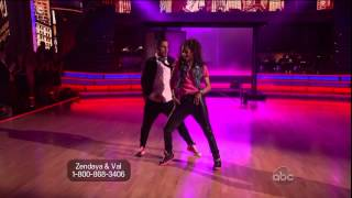 Zendaya & Valentin Chmerkovskiy - Hip-hop - Dancing With the Stars 2013 - Week 9