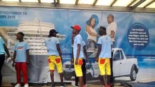 Soul Jah Love at Telone Draw!