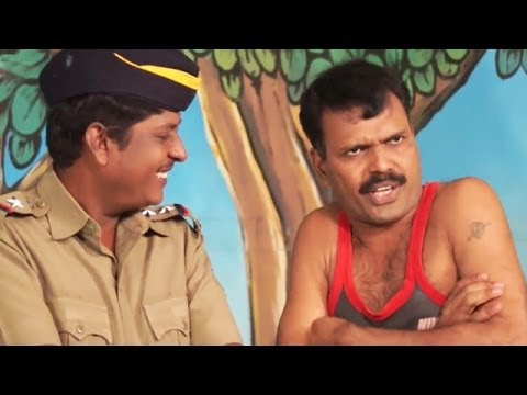Gentlemen Bewada - Marathi Comedy Jokes 3/20