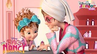 Ooh La La Spa Music Video | Fancy Nancy | Disney Junior