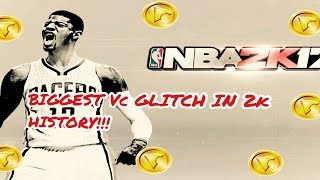 Biggest VC GLITCH In 2K HISTORY!!! How To Make UNLIMITED VC On 2K17 Mobile!!!