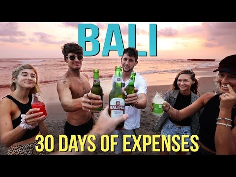 HOW MUCH does BALI COST Digital Nomad Lifestyle