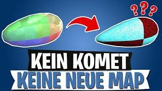 KEIN KOMET - KEINE NEUE MAP | FORTNITE BATTLE ROYALE Deutsch