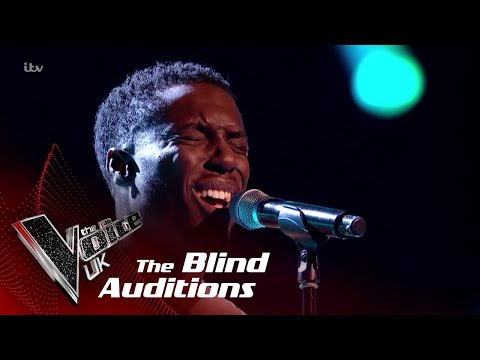 Xxx Mp4 Mark Performs Walking Away Blind Auditions The Voice UK 2018 3gp Sex