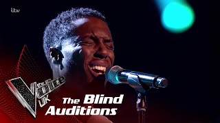 Mark Performs 'Walking Away': Blind Auditions | The Voice UK 2018