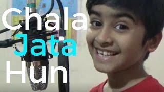 Chala Jata Hoon  Kishore Kumar Rajesh Khanna Mere Jeevan Saathi Song  Cover By Jaitra Sharma
