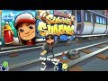 Subway Surfers Atlanta Jake Dark Outfit Fullscreen Gameplay HD